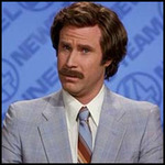 Ron Burgundy Avatar